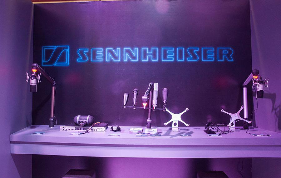 Sennheiser | AES Brasil Expo '16