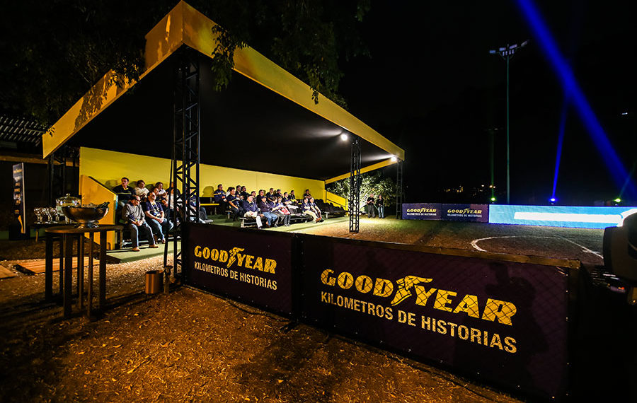 Goodyear Latin America Team